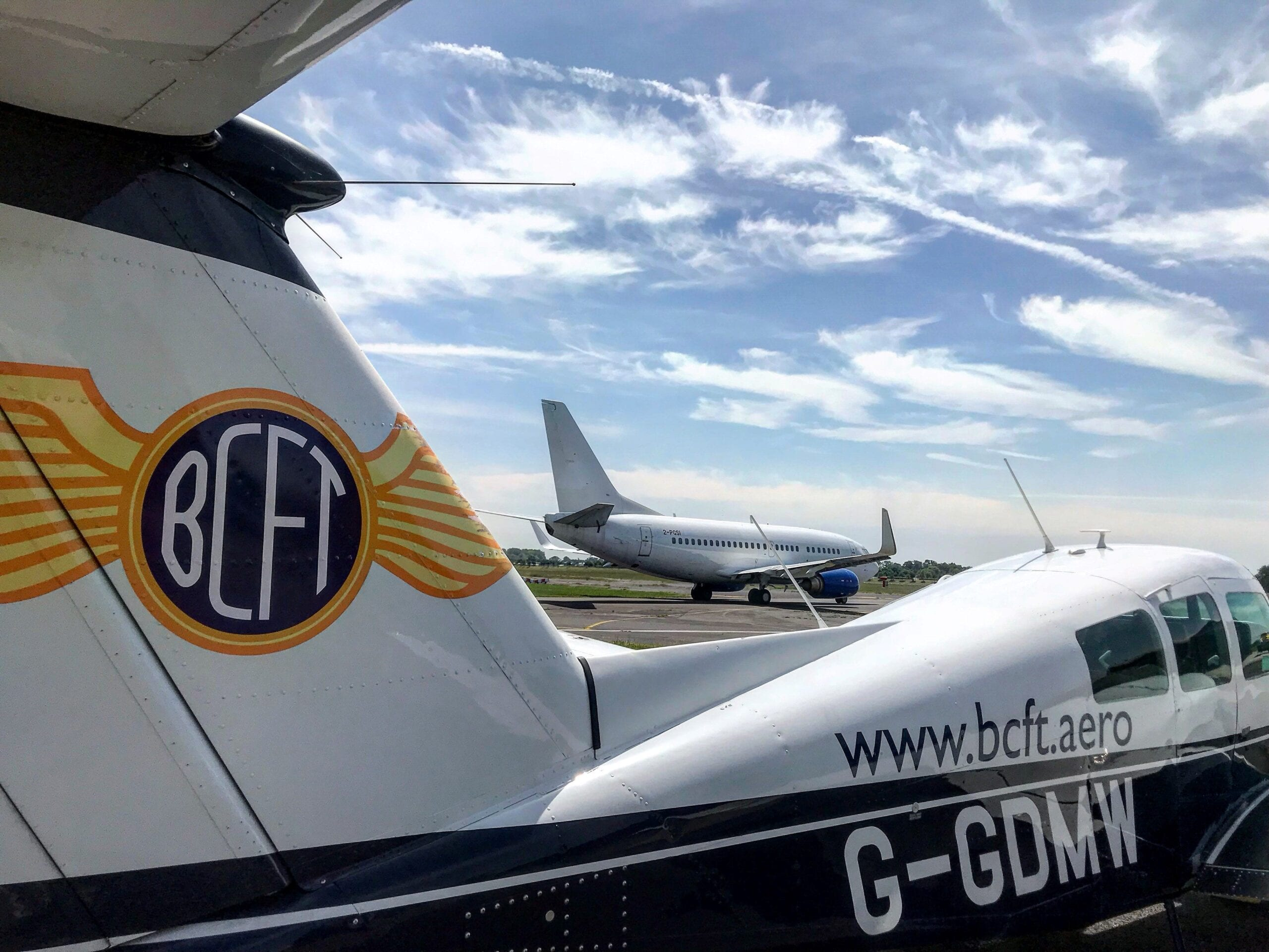 Aviation Operations Commercial Pilot Training